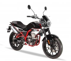 Monte Pro 125