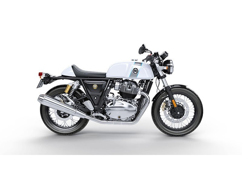 Royal Enfield Continental GT 650 Weiss